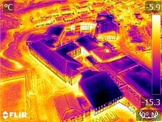 FLIR Drone Inspection